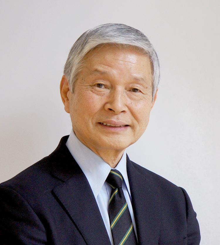 理事長 永沼 泰